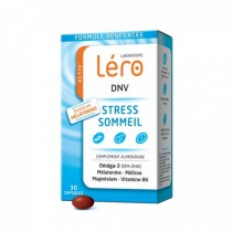Lero DNV stress sommeil - 30 capsules