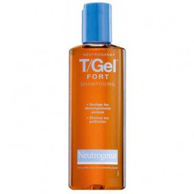 T/gel fort shampoing antipelliculaire - 250ml
