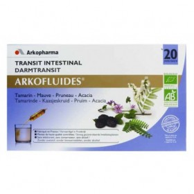 Arkofluides Transit - 20 ampoules