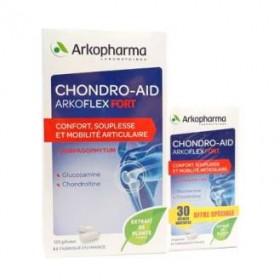 Chondro-Aid Fort 120 gélules + 30 gélules OFFERTES