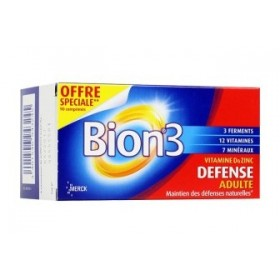 Bion 3 Défense Adultes - 90 comprimés