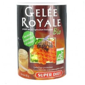 Gelée Royale Bio - Pot 25g
