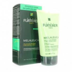 Melaleuca shampoing pellicules grasses - 150 ml