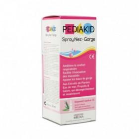 Pediakid Spray Nez Gorge - 20 ml