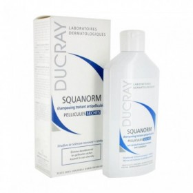 Squanorm shampooing pellicules Sèches 200 ml