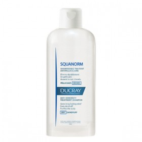 Squanorm shampoing pellicules sèches - 200 ml