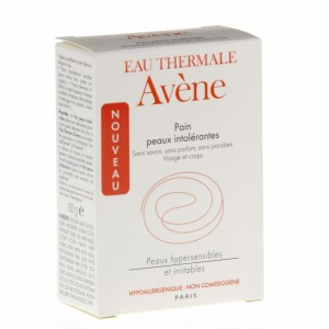 Avène pain peaux intolérantes - 100 g