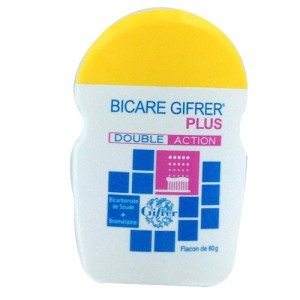 Bicare plus double action - 60g