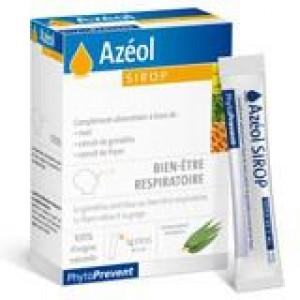 Azeol sirop bien être respiratoire - 14 sachets