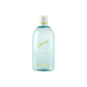Actipur Solution micellaire nettoyante purifiante - 500 ml