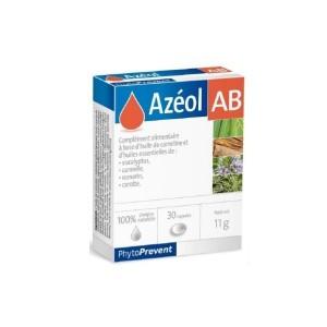 Azeol AB - 30 capsules