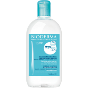 ABCderm H20 Solution micellaire - 500ml