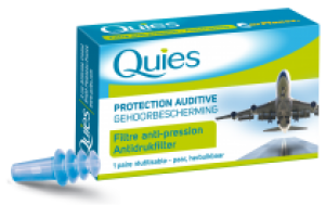 Protection Auditive Filtre Anti-Pression Avion Adulte