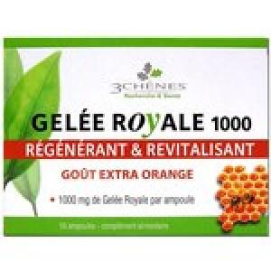 Gelée Royale - 1000 mg 10 Ampoules