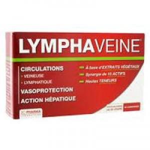 Lymphaveine - 60 comprimés