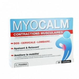 3 C MYOCALM - 30 gélules