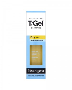 T / Gel shampoing cheveux secs - 250 ml