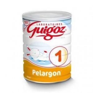 Guigoz Pelargon 1er âge - 800 gr