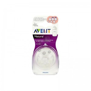 Avent tétine natural débit variable X2