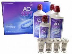 AO Sept Plus 3 x 360 ml + 90 ml