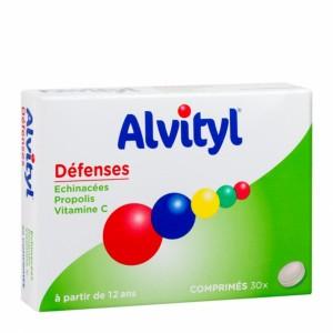 Alvityl défenses naturelles - 30 comprimés