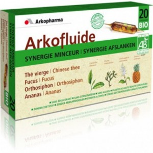 Arkofluides Synergia Bio Minceur - 20 ampoules