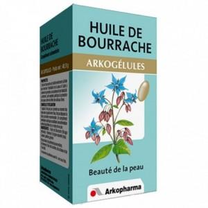 Arkogélules Bourrache - 180 gélules
