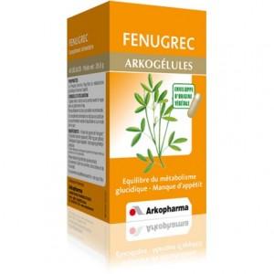 Arkogélules Fenugrec - 45 gélules