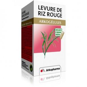 Arkogélules Levure Riz Rouge - 150 gélules