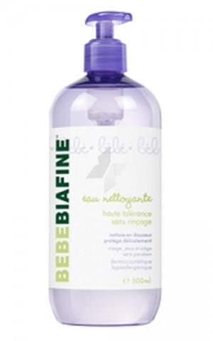 BébéBiafine Eau Nettoyante - 500 ml flacon pompe