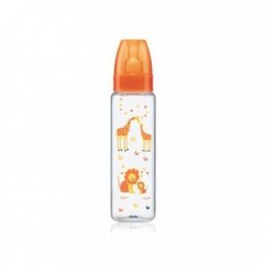 biberon-col-etroit-orange-safari-330-ml