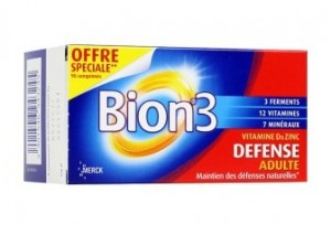 Bion 3 Adultes - 90 cp