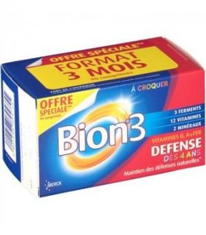 Bion 3 Défense Junior - 90 comprimés