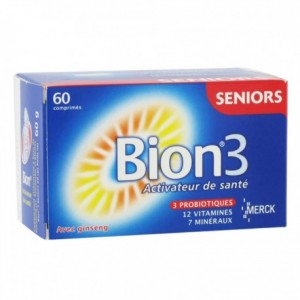 Bion senior 30 + 7 capsules