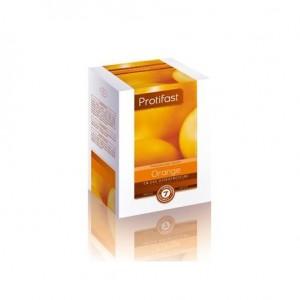 Boisson orange X7 sachets