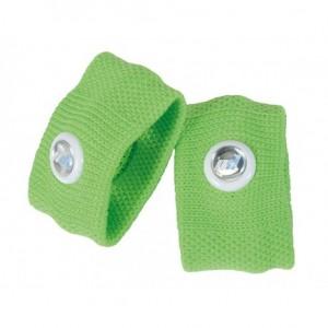 Bracelet anti nausees vert