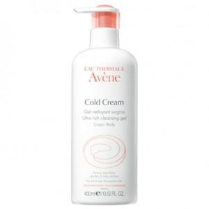 Cold Cream Gel Nettoyant Surgras - 400ml