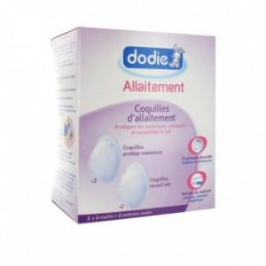 coquilles-d-allaitement-2-proteges-mamelons-2-recueil-lait
