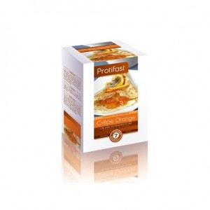 Crêpes orange X7 sachets