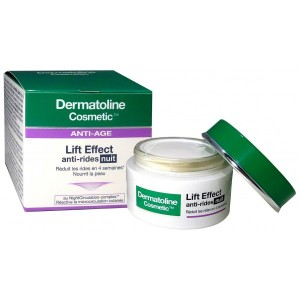 Dermatoline Lift effect nuit - 50 ml
