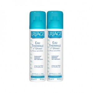 URIAGE - eau-thermale - 300 ml x2
