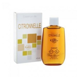 Essence de citronnelle