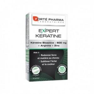 Expert kératine 40 gélules