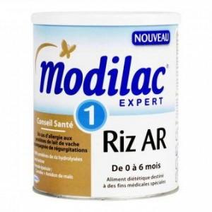 Lait Expert Riz AR 1er âge - 800 g