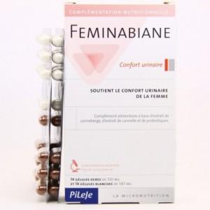 Feminabiane Confort Urinaire CBU - 14+14 gélules