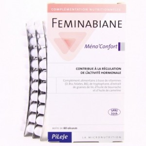 Feminabiane Meno Confort - 60 gélules