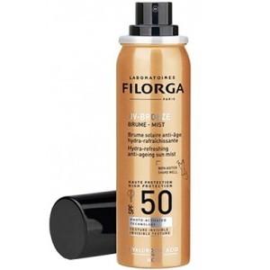 UV Bronze Brume solaire anti-âge SPF50 - 60 ml