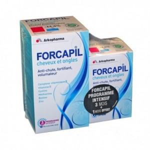 Forcapil - 180 gélules + 60 gélules OFFERTS