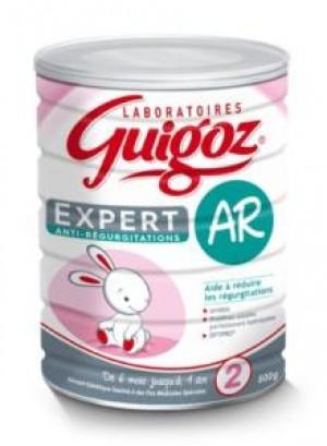 Guigoz Lait Expert AR 2ème âge - 800 g