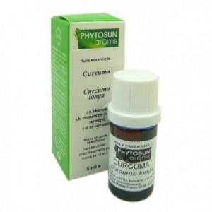Huile essentielle curcuma 5 ml